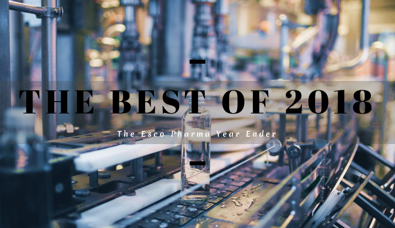 The Best of 2018: The Esco Pharma Year Ender