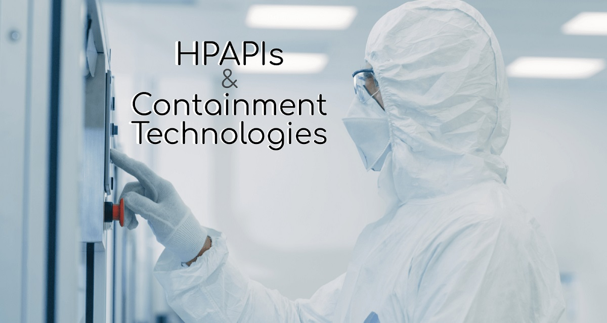 Market Demand for HPAPI Rises; Containment Technologies to Meet it Head-on