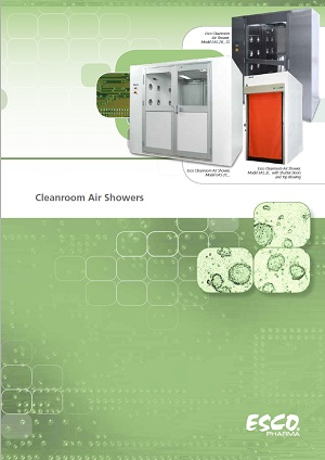 Cleanroom Air Showers Brochure