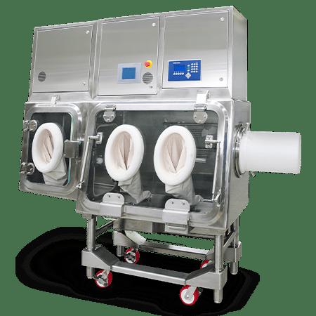 Isolatore di Contenimento per Pesare e Dispensare (WDCI)